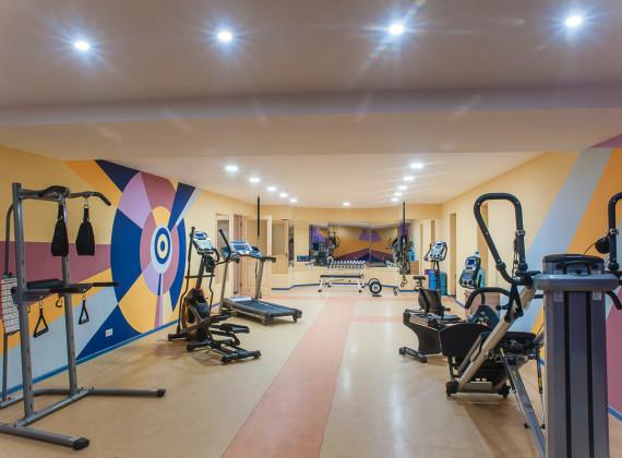 Тренажерный зал Letizia Contry Club